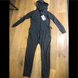 Legacy Onepiece original jumpsuit dark gray NWT